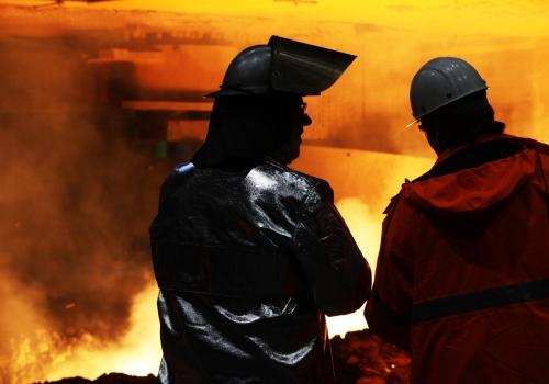 Stahlproduktion, über dts Nachrichtenagentur