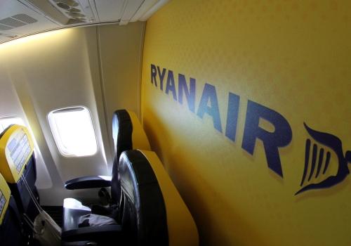 Ryanair-Maschine, über dts Nachrichtenagentur