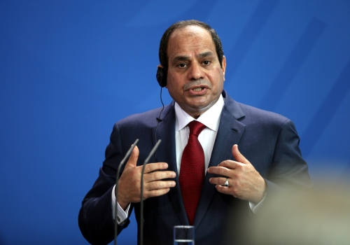 Abd al-Fattah as-Sisi (Al-Sisi), über dts Nachrichtenagentur
