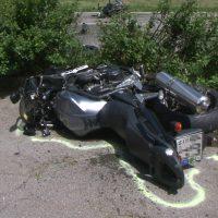VU Motorrad B308.Standbild763