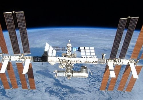 Raumstation ISS, über dts Nachrichtenagentur