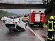 2018-07-06_A7_Dettingen_Berkheim_Unfall_Ueberschlag_Feuerwehr_0004