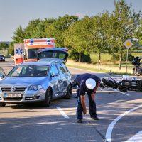 Unfall-Rammingen-MN23-Motorrad-Bus-PKW-2