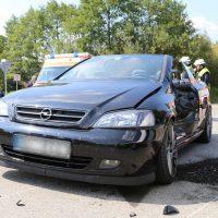 Unfall Mindelheim Gernstall Cabrio Kleinlaster gerammt Bringezu 03.08 (12)
