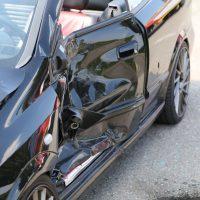 Unfall Mindelheim Gernstall Cabrio Kleinlaster gerammt Bringezu 03.08 (5)