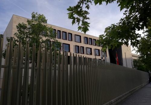 Botschaft der Türkei in Deutschland, über dts Nachrichtenagentur