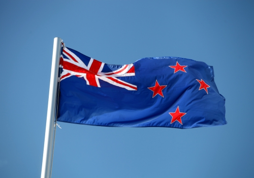 Flagge von Neuseeland, über dts Nachrichtenagentur