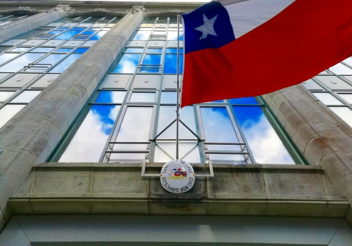 Botschaft von Chile, über dts Nachrichtenagentur