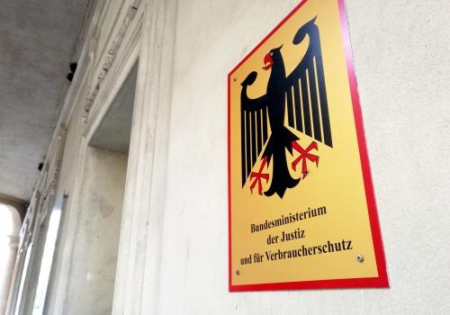 Justizministerium, über dts Nachrichtenagentur