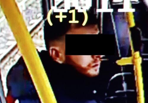 Fahndungsfoto nach Schießerei in Utrecht am 18.03.2019, Polizei Utrecht,  Text: über dts Nachrichtenagentur