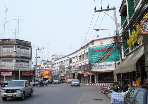 Straßenszene in Thailand, über dts Nachrichtenagentur
