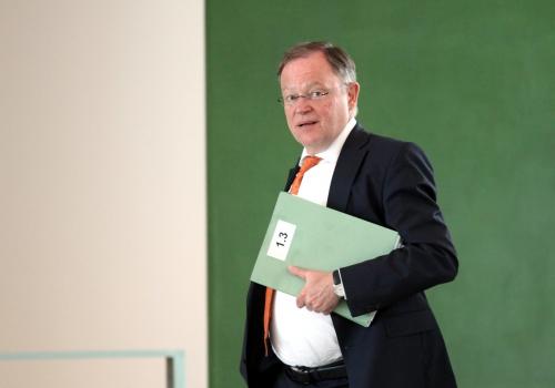 Stephan Weil , über dts Nachrichtenagentur