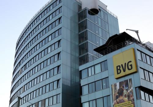 BVG, über dts Nachrichtenagentur