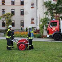 16.07.2019 Brand Sauna Lohhof Unterallgäu Feuerwehr Rettungsdienst (3)