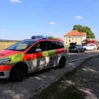 16.07.2019 VU B16 Mindelheim Höhe Lohhof Feuerwehr Rettungsdienst 5 Fahrzeuge mehrere Verletzte (12)