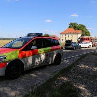 16.07.2019 VU B16 Mindelheim Höhe Lohhof Feuerwehr Rettungsdienst 5 Fahrzeuge mehrere Verletzte (13)
