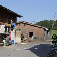 2019-08-11_Biberach_Mittelbuch_Biogasanlage_Brand_BHKW_Feuerwehr_Poeppel_0002