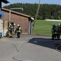 2019-08-11_Biberach_Mittelbuch_Biogasanlage_Brand_BHKW_Feuerwehr_Poeppel_0003