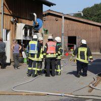 2019-08-11_Biberach_Mittelbuch_Biogasanlage_Brand_BHKW_Feuerwehr_Poeppel_0012