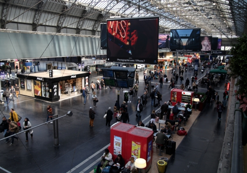 Bahnhof Paris-Est, über dts Nachrichtenagentur