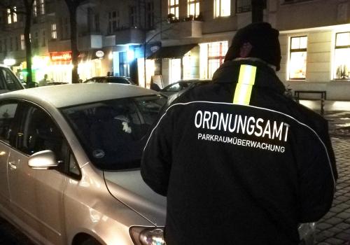 Politesse verteilt Knöllchen, über dts Nachrichtenagentur