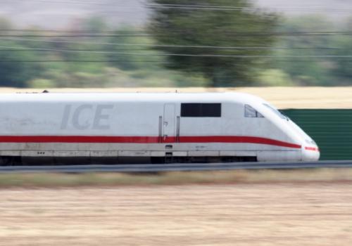 ICE, über dts Nachrichtenagentur