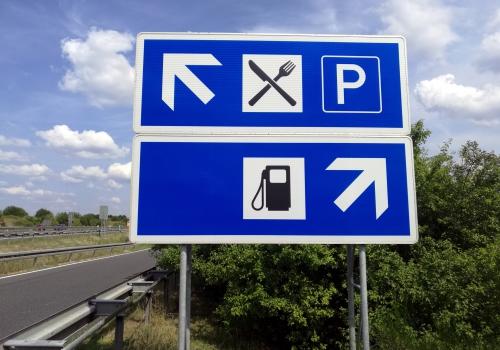 Autobahnraststätte, über dts Nachrichtenagentur