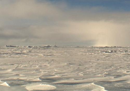 Eis am Nordpol, über dts Nachrichtenagentur