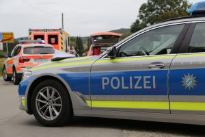 Polizei Rettungsdienst UnfallUnfall_IMG_5915