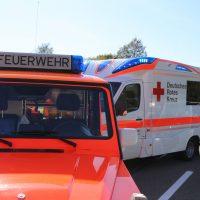 A96_Aichstetten_Aitrach_Unfall_Lkw-Pkw_Feuerwehr_Poeppel_0008