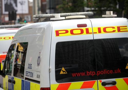Britische Polizei, über dts Nachrichtenagentur