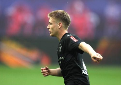 Santiago Ascacibar (VfB Stuttgart), über dts Nachrichtenagentur