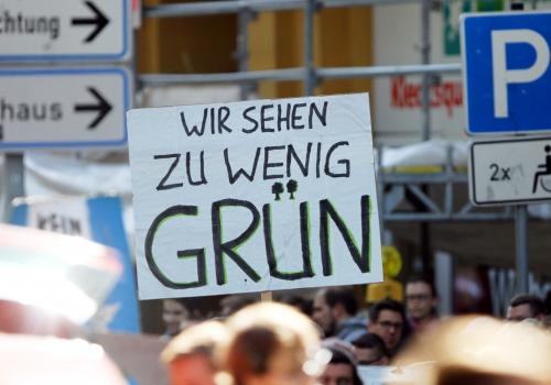 Protest von Fridays-For-Future, über dts Nachrichtenagentur