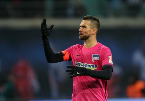 Vedad Ibisevic (Hertha BSC), über dts Nachrichtenagentur