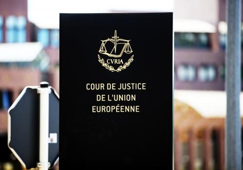 Europäischer Gerichtshof, über dts Nachrichtenagentur