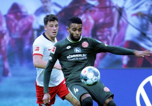 RB Leipzig - FSV Mainz 05 am 02.11.2019, über dts Nachrichtenagentur