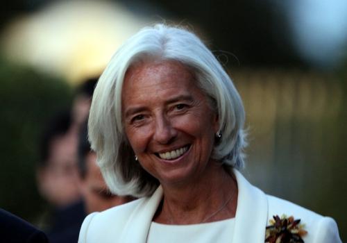Christine Lagarde, über dts Nachrichtenagentur