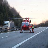 2020-02-25_A96_Leutkirch_Aichstetten_Lkw_Pkw_Feuerwehr_BX4A3104