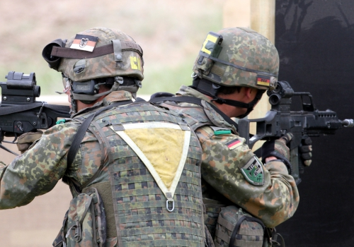 Bundeswehr-Soldaten, über dts Nachrichtenagentur