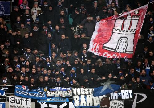 HSV-Fans, über dts Nachrichtenagentur