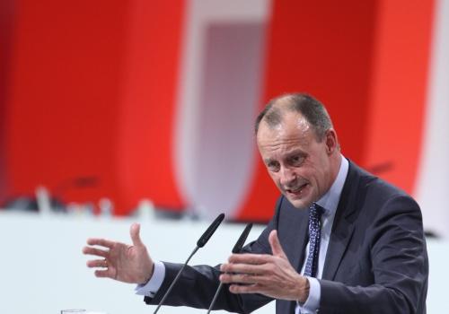 Friedrich Merz am 07.12.2018, über dts Nachrichtenagentur