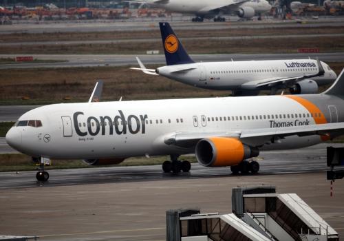 Condor und Lufthansa, über dts Nachrichtenagentur