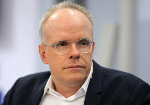 Hans Ulrich Obrist, über dts Nachrichtenagentur