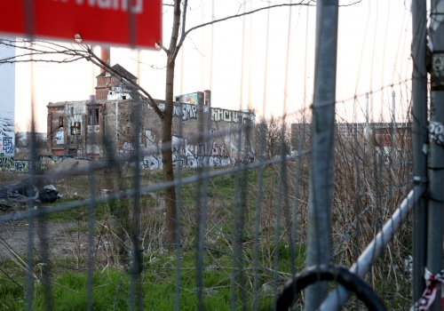 Leerstehendes Grundstück in Kreuzberg, über dts Nachrichtenagentur