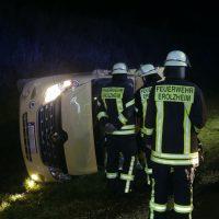 2020-03-10_A7_Dettingen_Berkheim_Unfall_Pferdetransporter_Feuerwehr_IMG_6332