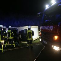 2020-03-10_A7_Dettingen_Berkheim_Unfall_Pferdetransporter_Feuerwehr_IMG_6333