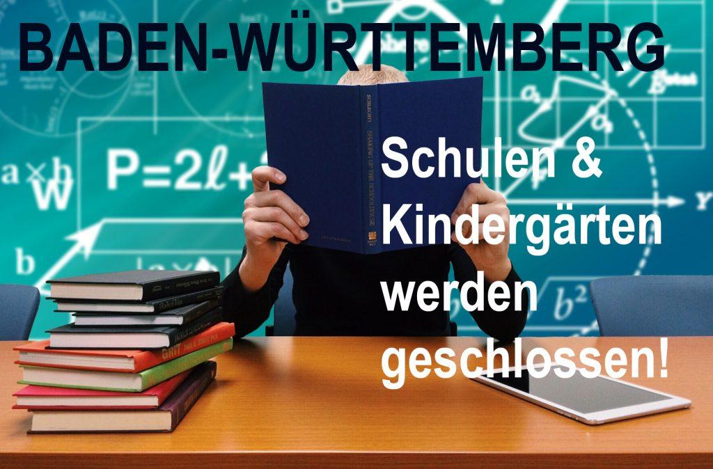 Werden In Baden Württemberg Die Schulen Geschlossen