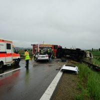 2020-05-23_A7_Memmingen_Woringen_Unfall_Serie_Feuerwehr_Polizei_Poeppel_DSC01793