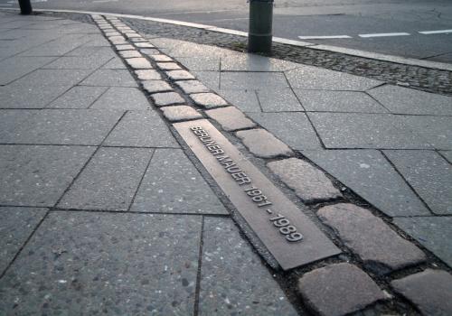 Verlauf der Berliner Mauer, über dts Nachrichtenagentur