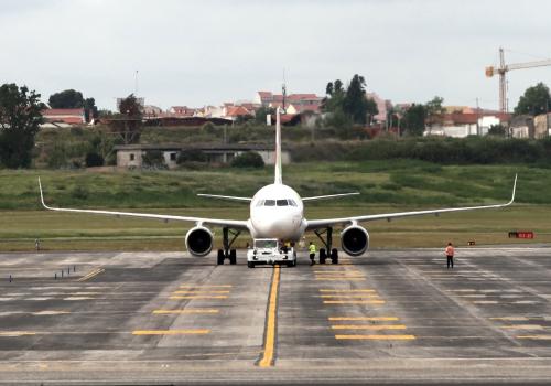 Flugzeug, über dts Nachrichtenagentur